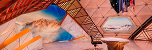 NBC instala tres videowall de Leyard para la producción de los Juegos de PyeongChang