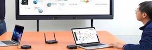 El distribuidor imaginArt trae a España el sistema de colaboración TapShare de Lumens