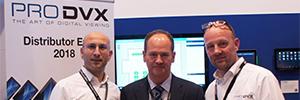 Macroservice es nombrado distribuidor oficial de las soluciones de cartelería digital de ProDVX