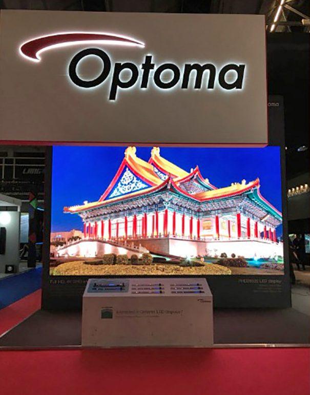 Optoma ISE 2018