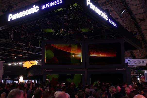 Panasonic en ISE 2018