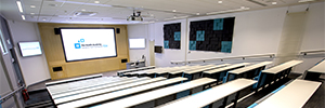 The Royal Preston Hospital renews its Conference Room AV systems to promote education