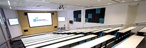 El Royal Preston Hospital renueva los sistemas AV de su sala de conferencias para fomentar la enseñanza