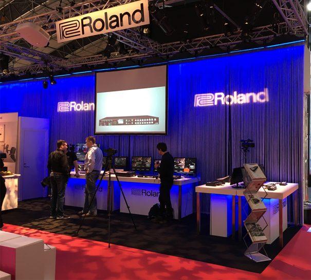 Roland ISE 2018