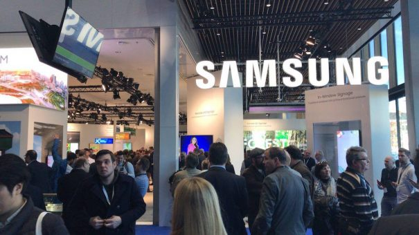 Samsung ise2018 the wall professional