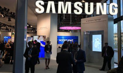 Samsung ise2018