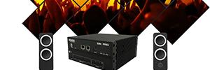 Seada G4K Pro: controlador de videowall para una señalización digital llamativa