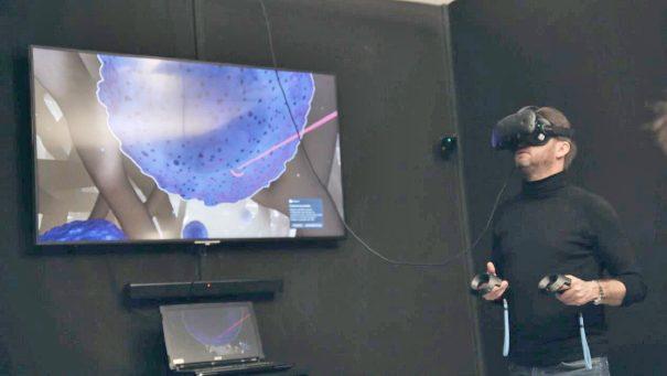 Secuoya Nexus AR, VR