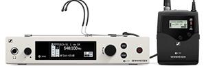 Sennheiser renueva su sistema de microfonía inalámbrica con el ew 300 G4