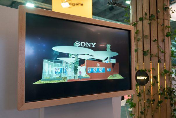 Sony ISE 2018