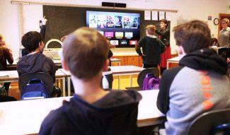 Sony colegio Baerum Evercom AS