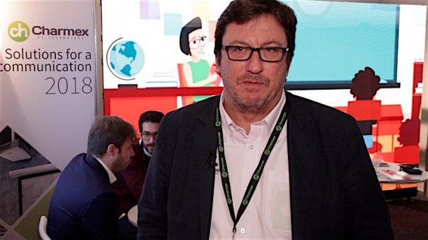 Vicente Verdu Charmex ISE 2018