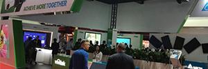 Vivitek y Delta Display se unen para mostrar sus tecnologías AV en ISE