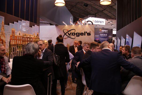 Vogel's en ISE 2018