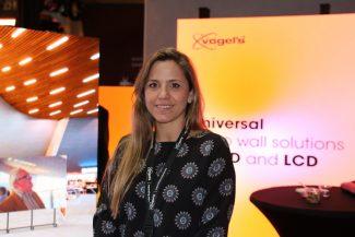 Noemí Belenguer, Vogel's en ISE 2018