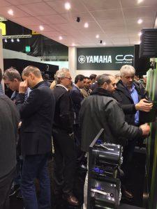 Yamaha ISE2018