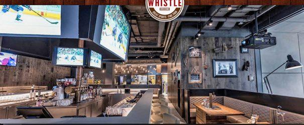 dnp en Whistle Sportsbar