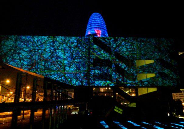 festival llum barcelona2018 sono