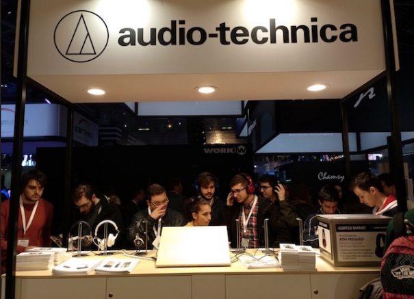 Audio Technica Afial2018