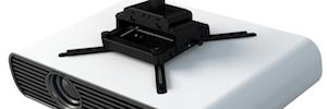 B-Tech 893: soporte de alta resistencia con microajuste para proyectores de hasta 70 Kg