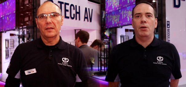 B-Tech ISE 2018 videoentrevista