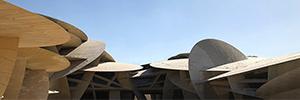 BGL realiza la ingeniería audiovisual del Museo Nacional de Qatar