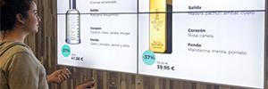 Beabloo Lift & Learn: herramienta para comparar productos y fomentar la interactividad en la tienda