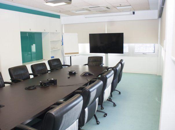Charmex en laboratorio MSD