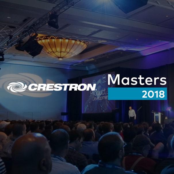 Crestron Masters 2018