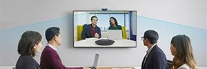 Dolby Voice Room: videoconferencia para pequeñas salas de conferencia