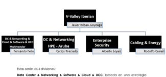 Grupo v-Valley estructura negocio