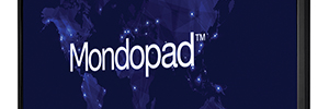 InFocus añade un modelo de 55 pulgadas a la línea colaborativa Mondopad