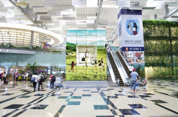 JCDecaux Singapur
