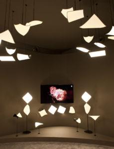 LG Crystal Sound OLED con Luflex