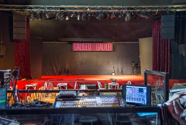 Maga Engineering en sala Galileo Galilei Madrid