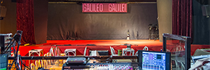 Maga Engineering renueva el sistema PA de la sala Galileo Galilei de Madrid
