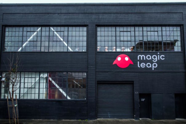 Magic Leap sede