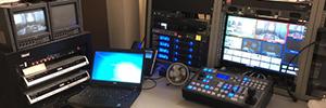 La ciudad de Carmel utiliza Matrox para optimizar los webcast del consistorio