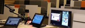 Crambo amplía su oferta de colaboración con las soluciones multimedia de Mersive