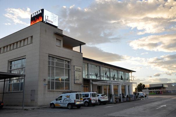 Mondo en restaurante La Torre Zaragoza