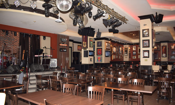 Powersoft Hard Rock Cafe de Bucarest