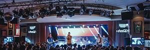 El Hard Rock Café de Bucarest renueva su infraestructura de sonido con Powersoft