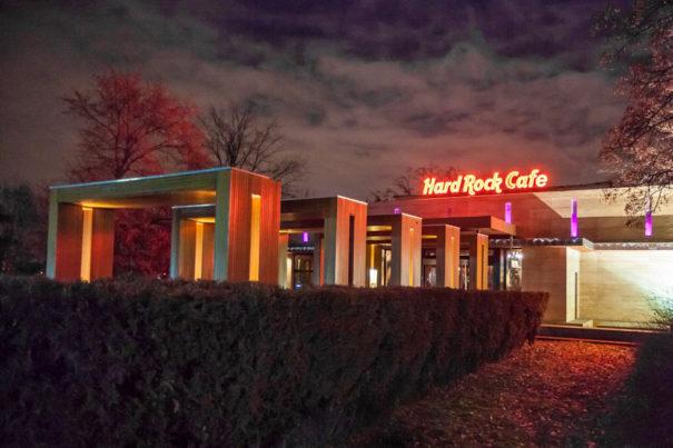 Powersoft Hard Rock Cafe de Bucarest