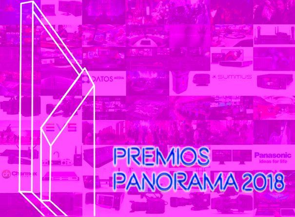 Premios Panorama2018 nominados