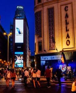 Samsung Plaza Callao Madrid