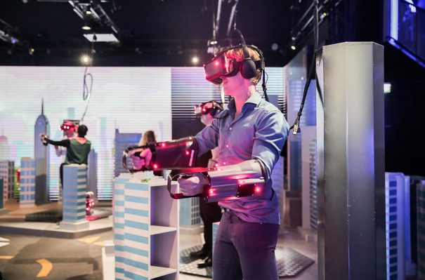 StarVR en VR Park de The Dubai Mall