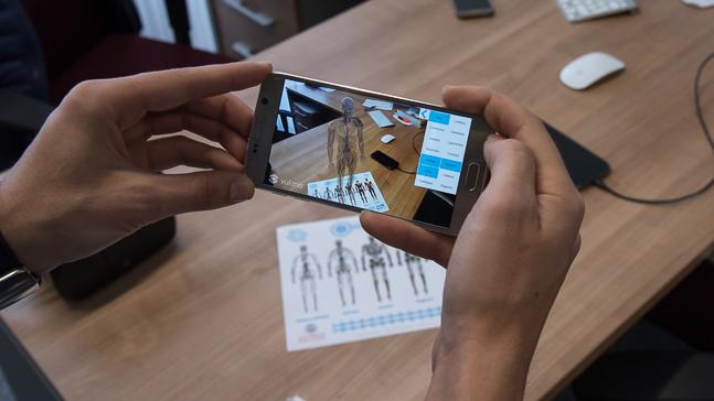La Universidad de Salamanca desarrolla un simulador para la cirugía ...