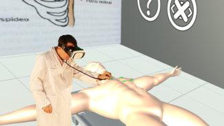 Universidad Salamanca sistema interactivo de auscultación virtual