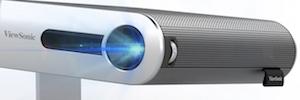 El diseño del proyector ultraportátil ViewSonic M1 logra el iF Design Award 2018