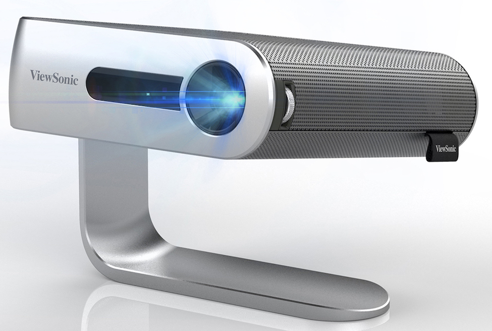 Ultraportable projector ViewSonic M1 design achieves the iF Design